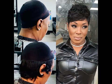 28 Piece Weave Short Hairstyles