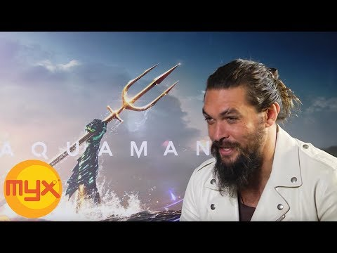 Jason Momoa Short Hair